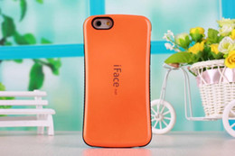 Wholesale Wholesale Mall - Wholesale New Iface Mall Case For Iphone X Cases For Galaxy Note 8 S8 PLUS Shock Proof Hybrid Candy Colors Cases Opp package