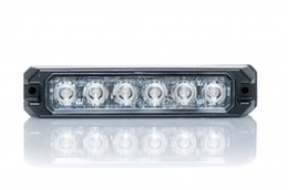 Wholesale Amber Surface - New Design Gen 5th Technology 3Watt Tubes LED Emergency Surface Mounting Grille Warning Light