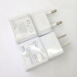 Wholesale Phone Feet - Retail mobile phone charger foot 2 a general usb mobile phone android head ul uefa rules charger