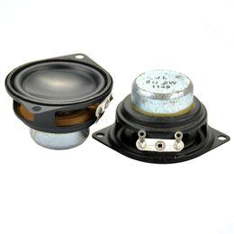 Polegada ohm alto-falantes on-line-Freeshipping 2 pcs 1.5 polegada 8 ohm 5 W ímã de neodímio Full Range Audio Speaker Alto-falante