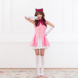 Wholesale Sexy School Girl Uniforms - Wholesale-Love Live Cosplay Japanese Love Live Sexy School Girl Uniform Costume