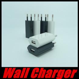 Wholesale Original Charger Iphone 5c - Original USB Charger for iPhone 4G 4S 5G 5C 5S 6G 6 Plus 6S 6S Plus iPad USB Charging Head European Regulation EU standard