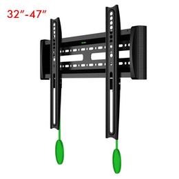 "Wholesale Tv Brackets 32 - NB C2-F Universal 32""-47"" Flat Panel LCD LED TV Wall Mount Fixed TV Rack with Lock & Unlock Device"