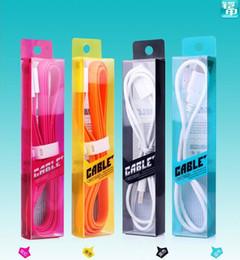 pvc кабель розничной коробке Скидка Супер Довольно ПВХ Розничная Упаковка Коробка для Зарядного Кабеля USB Кабель Пакет Мешок, цвет смешивания принять, 500 шт. / Лот по DHL