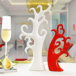 Wholesale Craft Offers - Free shipping modern ceramic crafts Special offer Porcelain furnishing articles Home Furnishing housewarming gift money tree