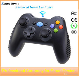Tronsmart Mars G01 PlayStation 3 için 2.4 GHz Kablosuz Gamepad PS3 Oyun Denetleyicisi Android TV Box için Joystick Windows Kindle Yangın supplier tronsmart tv nereden tronsmart tv tedarikçiler