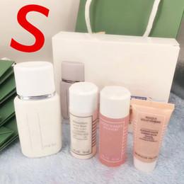 Wholesale Free Voyages - Free shipping Emulsion ecologique selection voyage moisturizing cream 4pcs set 50+30+30+15ml=125ml