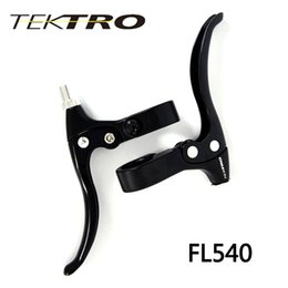 Wholesale Shifter Road - TEKTRO Hot Sale FL540 Road Bicycle Brake Levers Rapidfire Shifter Aluminum 120g Cycling Lever Super Light Bike Brake Levers