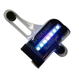 Wholesale New Motorcycle Signal Lights - YouOKLight New 14 LED Motorcycle Cycling Bicycle Bike Wheel Signal Tire Spoke Light 30 Changes new arrival