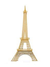 Wholesale Eiffel Tower 3d Puzzle Wood - 3D Metal Puzzles Gold Eiffel Tower Building 3D Metal Model NANO Puzzles New Styles Chinses Metal Earth DIY Creative Gifts