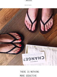 Wholesale Mail Hooks - 2016 Sale Promotion Elsa Shoes Flip Flops with A Non Slip Female Summer Beach Sandals And Couple of Men Women Pure Leisure Slippers Bag Mail