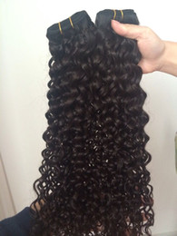 Wholesale Synthetic Peruvian Weave - 7A Peruvian Hair Bundles 100% Human Hair Weave Weft Unprocessed Cheap Brazilian Malaysian Indian curly hair extension 3pcs hair bundles