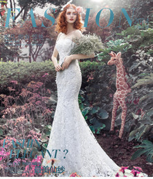 Wholesale Mermaid Weddingdress - 2016 Fashion Sweetheart Appliqued Wedding Dresses Charming Ruffles Sweep Train Pleatd Tulle Fabric Bridal Gowns Classic Garden Weddingdress