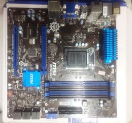 Wholesale Ddr3 32 - H87M-G43 Desktop Motherboard w  IO Shield 1150 LGA1150 S1150 H87 Support E3-1230 V3-4570 CPU DDR3 HDMI Fiber