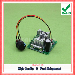 Wholesale Variable Speed Pump - Free Shipping 3pcs DC motor governor pump pwm continuously variable speed control switch 6V-90V 15A (D4B3)