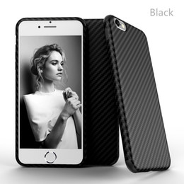 Wholesale Soft Tire Silicone Case Cover - Luxury Case Heat Dissipation Silicone TPU Case For iphone 6 6S   iPhone 7 8 Plus Case Soft Back Cover Dual Layer Tire Defender Anti-Skid