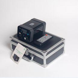Wholesale Temperature Controller Cheap - Cheap Best Portable Dnail E Dab Nail Electronic PID Temperature Controller Wax Vaporizer Heater Box With Titanium Nail Carb Cap