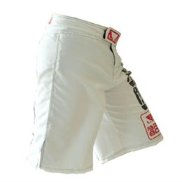 Wholesale Hayabusa Wholesale - Wholesale-Fashion Fitness Sports Aerobics running boxing pants Tiger Muay Thai clothing boxing shorts pretorian muay thai boxing Hayabusa