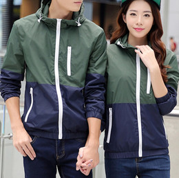 Wholesale Thin Cardigan Outfits - Teenage sweethearts outfit in the spring and autumn summer student han edition men's fleece jacket sport sunscreen male baseball uniform Ba