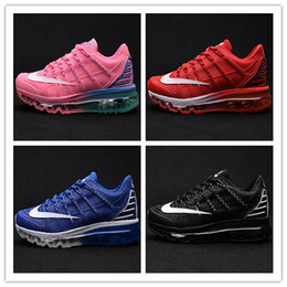 Wholesale Comfortable Running Shoes For Men - New Style Maxes 2016 II Nanotechnology KPU Running Shoes For Men & Women, Top Quality Comfortable Shoes Sport Athletic Sneakers 36-47