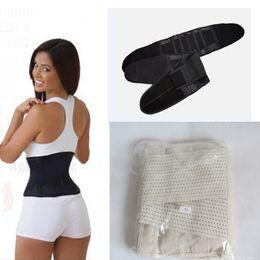 Wholesale Slimming Bodysuits For Women - Wholesale-Hot Shapers For Women Slimming Body Shaper Waist Belt Girdles Sport Firm Control Waist Trainer Plus Size Shapwear 18