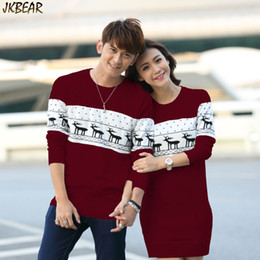 5f006326db Couple Sweaters for Christmas Online Shopping - Wholesale-New-arriving  Matching Christmas Sweaters for