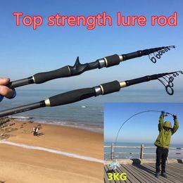 Wholesale Casting Hooks - 46T carbon fishing rod japan spinning casting rod pod olta lure telescopic pole feeder baitcasting fit abu garcia daiwa reel B
