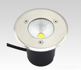 Wholesale Led Underground Lights Price - 20pcs Wholesale price 10W Waterproof Outdoor Garden Path Floor Light 10W COB LED Underground Lamps Buried Yard Lamp Warm Cold White 85~265V