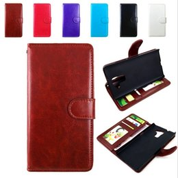 Wholesale Transparent Cards Wallet - For Galaxy S7 Case Note 7 Cases Wallet PU Leather Cellphone Case Cover Pouch With Card Slots Photo Frame Opp Package