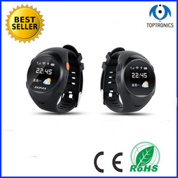 Wholesale Fast Alarms - Wholesale- Fast shipping! Newest waterproof gps Phone watch smart watch S888 with sim SOS GPS LBS wifi Anti failing Alarm for Old man Kids