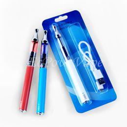 Wholesale UGO Vaporisateur Stylos Ecigs Mini Pro Réservoir Batterie eGo UGO T Miniprotank Starter kits Batterie Cigarrillo Blister Kit Chaud Sall Chine Direct A