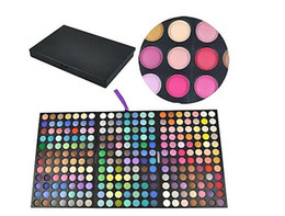 Argentina Palette of Pro 252 Color Eyeshadow Eye Shadow Maquillaje Make Up Palette Kit Cosméticos 3 capas Suministro