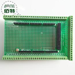 Wholesale Screw Shield - Wholesale-Prototype Screw Terminal Block Shield Board Kit For MEGA-2560 R3 bte16-06