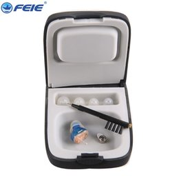 Wholesale Properties Settings - CIC hearing aids complete set hearing aid for hearing Properties S-10A the sound aid free shipping