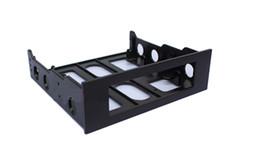 "Wholesale bay hub - Wholesale- 3.5"" to 5.25"" Drive Bay Computer Case Adapter Mounting Bracket USB Hub Floppy"