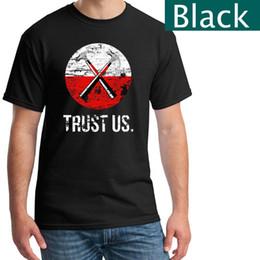 Wholesale T Shat - Black T Shit Pink Floyd T Shirt - TRUST US