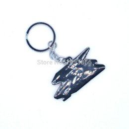Wholesale Gsxr Carbon Fiber - 1 PC Rubber Motorcycle Motorbike Cool Keyring Keychain Key Chain For Suzuki GSXR Bandit GSX Cheap keychain material