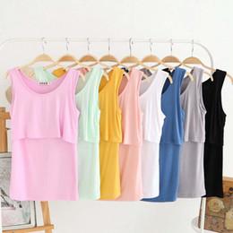 Wholesale Wholesale Clothing For Plus Sizes - Plus Size Nursing Clothing Maternity Tees Breastfeeding Tops & Tees Summer Feeding T-shirt Clothing For Pregnant Women M L XL XXL