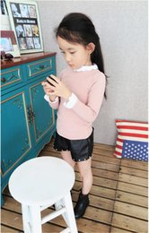 Wholesale Girls White Cotton Summer Dress - Kids Dresses For GIlrs Hotsale Summer 2016 Sleeveless Flower Girls Princess Lace Dresses For TeenagersCasual Girls Clothes 3-9 Y