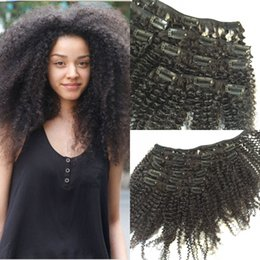 Afro hair extensions styles reviews real hair extensions keratin afro hair extensions styles with best reviews new style brazilian virgin curly hair weft clip pmusecretfo Image collections
