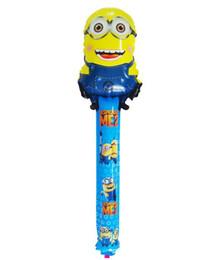 Wholesale Minion Despicable - Hot!! 25*78cm Despicable ME Minion cheering sticks balloons cartoon design baloons inflatable ballon sticks