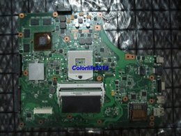 Wholesale Laptop Motherboards K53sv - for Asus K53SV rev 3.1 S989 w N12P-GS-A1 GT540M 2GB Laptop Motherboard(mainboard system board) Fully Tested & Working Perfect