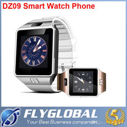 16043af7a 2016 Latest smartwatch DZ09 Bluetooth Smart Watch Dz09 With SIM Card For  Apple Samsung IOS Android Cell phone 1.56 inch best quality