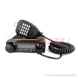 Wholesale Two Way Radios Microphone - 50W car radio Pofung BF-9500 UHF 400~470MHz Transceivers+DEMF microphone +bracket+power cable two way radio BBK001
