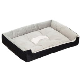 Wholesale Sofa Dogs - Large Dog Beds Warm Winter Dog Bed House Kennel Pet Mat Sofa XS S M L XL