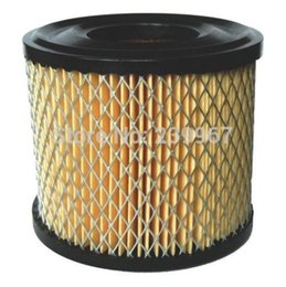 Wholesale Briggs Stratton Tools - 2 X Air filter for Briggs &Stratton 390930 393957 7 ~18 HP free shipping air cleaner John Deere M96098 PT9334 Ariens 24519
