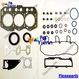 Canada 3TNV76 3D76E Kit de joint de révision complet 719717-92670 pour moteur Yanmar Komatsu WACKER NEUSON 1404 E12 1001 1501 TD15 1503 1903 pelle Offre