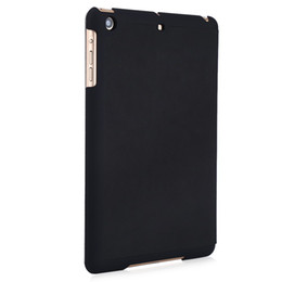 Wholesale Blackberry Playbook Stand Case - 2016 New Arrival Black Modern Basues soft Two in One PU Leather PC Full Body Case Cover Protector Stand for iPad Mini 1   2   3