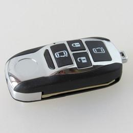 NUEVO modificado Flip Floding Shell clave remota para Toyota Camry TOY43 Case Fob 4 botones envío gratis desde fabricantes