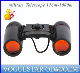 Wholesale Wholesale Optical Bags - Optical military Binocular Telescope Sakura Night Vision 30 X 60 type Zoom 100% NEW Telescope+Bag 126m-1000m OUT0081